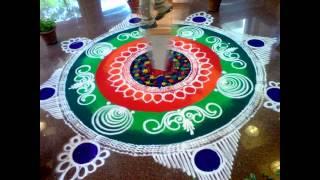 Rangoli Design - Diwali special