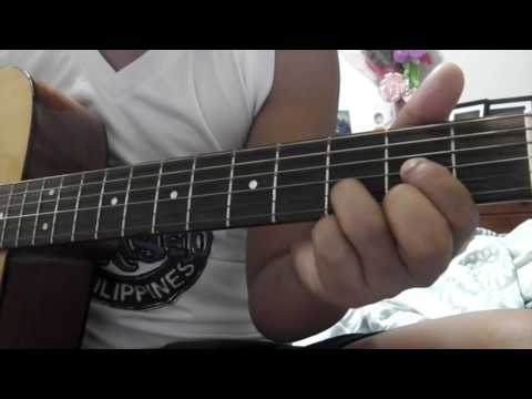 Torete cover by Moonstar88 guitar strumming and chords cover