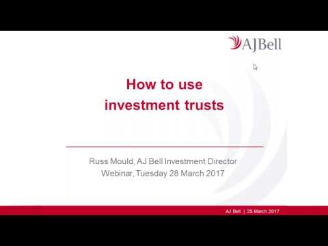 AJ Bell Youinvest webinar - Exploring investment trusts