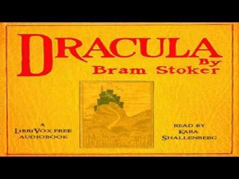 Dracula | Bram Stoker | Gothic Fiction, Horror, Mystery | Audiobook  Full Unabridged | 1/10