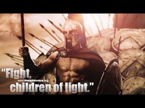 Fight, Children of Light   THE WILD VOICE ~ HD