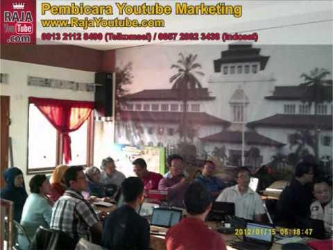 0819 3858 7472, Seminar Youtube Marketing For Business Yogyakarta