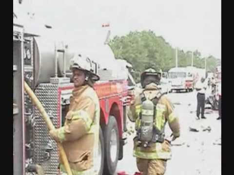 Fatal Crash on Interstate 295 in Jacksonville, Florida August 03, 2005