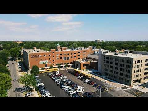 Fenwick High School Drone Video   LCP360