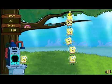 Прохождение игры Спанч Боб Большое Приключение! Глава 1