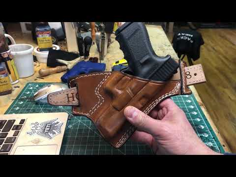 Glock 19 Quick Look And Holster