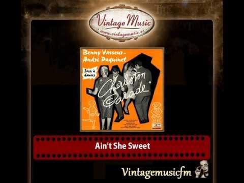 Benny Vasseur – Ain't She Sweet