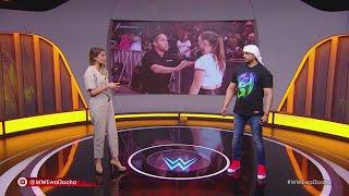 WWE Wal3ooha: روندا راوزي و نيكي بيلا توقعان عقد إفولوشن