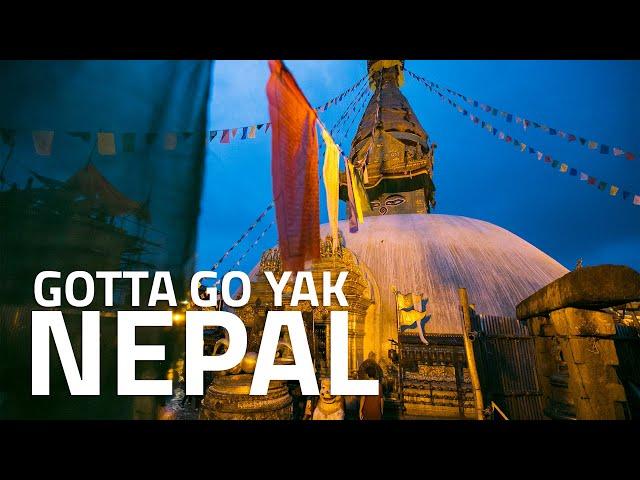 Ethereal: Gotta Go Yak Nepal