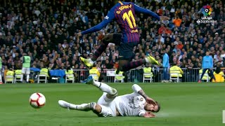 REAL MADRID vs BARCELONA EL Clasico Highlights La Liga Football Highlights Pes King