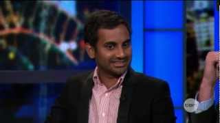 aziz ansari interview on the project 2012