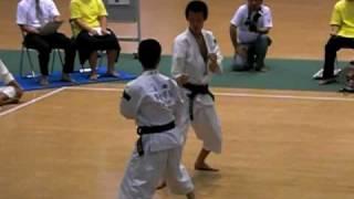 2009.08 第36回全国高等学校少林寺拳法大会
