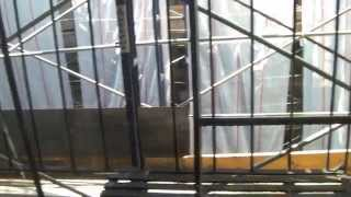 RANT NYCHA APARTMENT OMG ASBESTOS ABATEMENT AGAIN?? SON CAN'T BREATH! 2015 phase 1