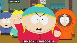 South Park Clip Finder: Main 4 + Butters