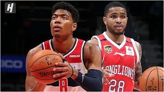 Guangzhou Long-Lions vs Washington Wizards - Full Game Highlights | October 9, 2019 NBA Preseason
