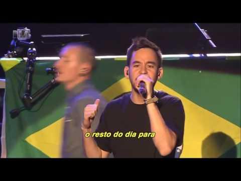 Linkin Park   Sao Paulo 2012 HD  Show Completo Legendado PT BR