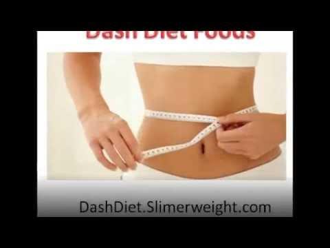 Dash Diet Foods   How To Lose Weight With The Dash Diet  Dash Diet Food Plan