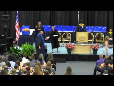 Hartwick College Honors Convocation Part 2