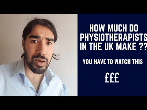 How to get into Physiotherapy | How Much Do Physiotherapists In The UK Make??