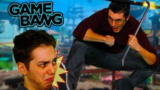ENERGY OVERLOAD IN SUNSET OVERDRIVE (Game Bang)