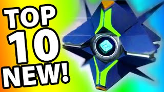 TOP 10 NEW DESTINY FEATURES!