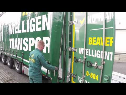 Beavertail transport oplossing || Kennis Transport & Logistics BV