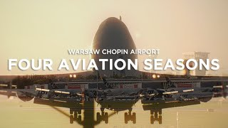 The Four Aviation Seasons (Aviation Movie)
