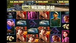 New: Walking Dead Slot Machine Free Online Gameplay