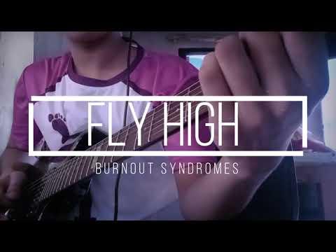 FLY HIGH - BURNOUT SYNDROMES GUITAR COVER(HAIKYUU SEASON 2 OPENING)