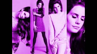Lana Del Rey - Dark Paradise (CHOPPED N SCREWED BY GLEN COCO ROJO)