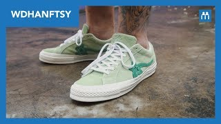 """""""We Don't Have a Name For This Show….Yet"""" : GOLF le FLEUR x Converse One Star"""