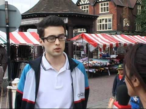The view from the streets: London riots