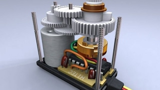 How servo motor works