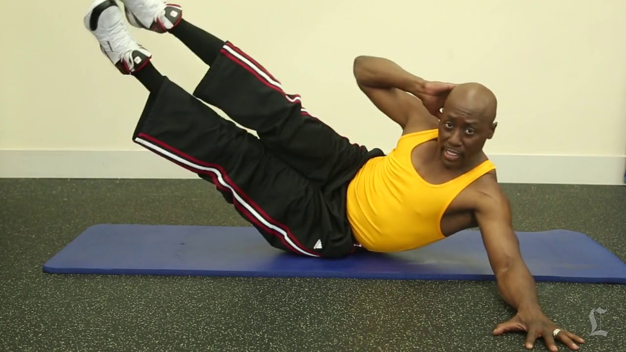 Side Crunches Can Make Love Handles Vanish If Done Properly Los