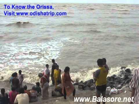 Chandipur Beach, Balasore, Orissa