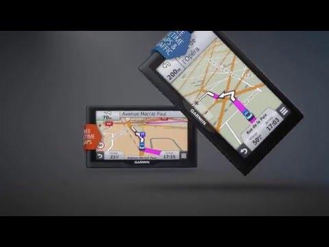 """GPS Voiture Garmin nuvi 52 (5"""") avec Carte Algérie Mise à jour Gratuite"""