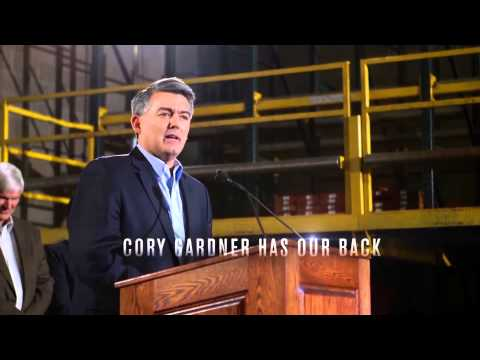 Vote Cory Gardner for U.S. Senate in Colorado