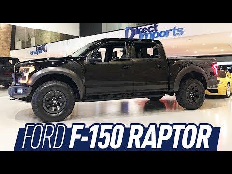 Ford F-150 Raptor V6 Bi Turbo Brasil - Direct Imports