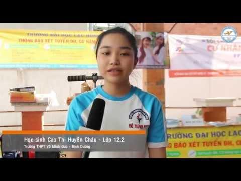 Tư vấn tuyển sinh 2015 - THPT Võ Minh Đức