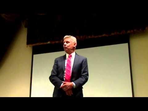 Gov. Gary Johnson at 2016 Wis. Libertarian Convention
