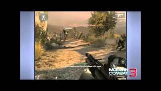 Modern Combat 3 Gameplay
