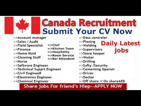 BEST SKILLED WORKER RECRUITMENT AGENCY IN CANADA