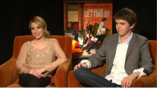 The Art of Getting By's Emma Roberts and Freddie Highmore on Their Big Teenage Crushes! Thumb