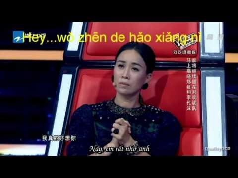 如果没有你_[Vietsub+Pinyin]如果没有你-Nếu như không có em - YouTube