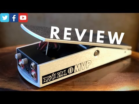 Ernie Ball MVP Volume Pedal Review