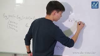 11 класс, 17 урок, Логарифмические уравнения