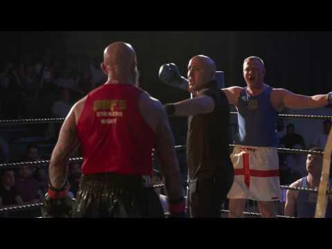 BBFS Strikers Night: Danny Walker vs Mark Alexander