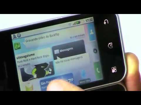 Motorola Backflip - Produtopia