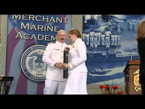 2012 U.S. Merchant Marine Academy Graduation