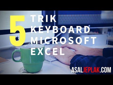 5 Trik Keyboard Microsoft Excel ini Bisa Mempercepat Pekerjaan Kamu